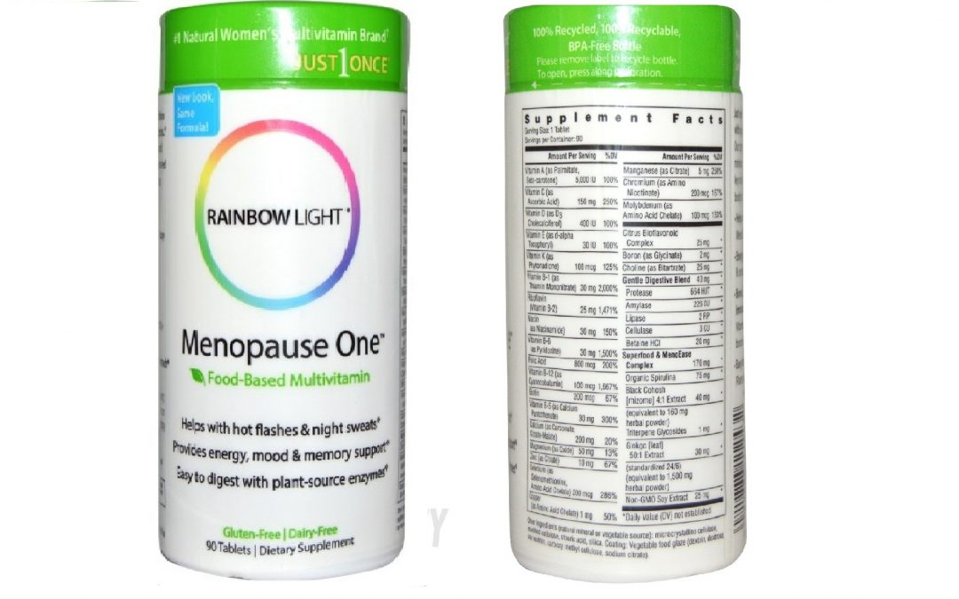Thuốc Menopause One